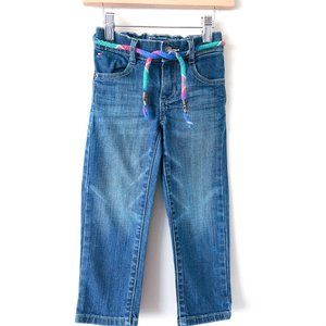 COPY - TOMMY HILFIGER straight jeans with corded …
